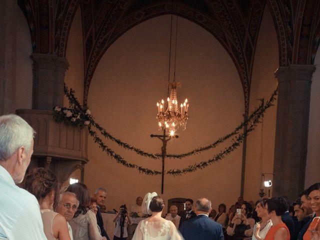 Il matrimonio di Fabio e Letizia a Arezzo, Arezzo 101