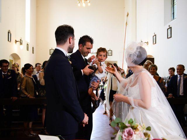 Il matrimonio di Fabio e Letizia a Arezzo, Arezzo 102