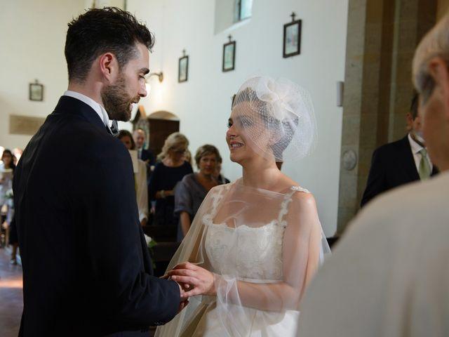 Il matrimonio di Fabio e Letizia a Arezzo, Arezzo 112