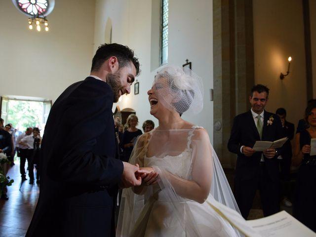 Il matrimonio di Fabio e Letizia a Arezzo, Arezzo 119