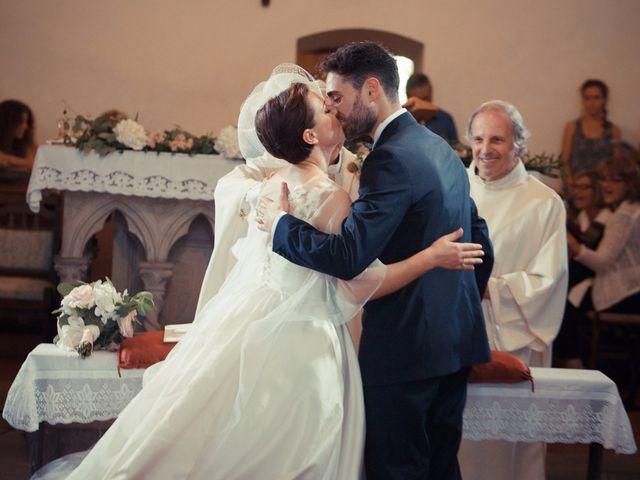 Il matrimonio di Fabio e Letizia a Arezzo, Arezzo 123