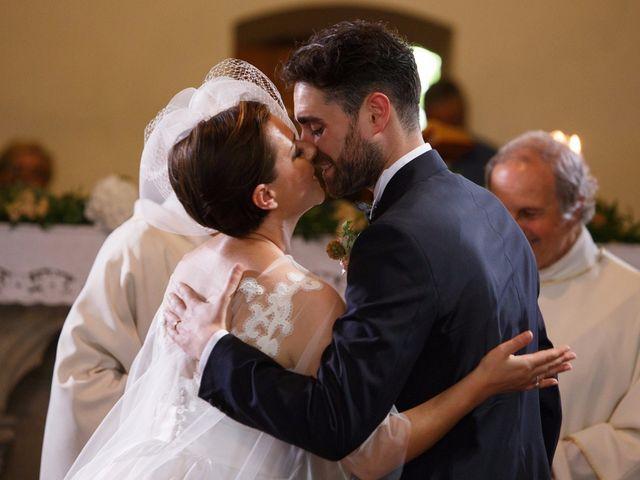 Il matrimonio di Fabio e Letizia a Arezzo, Arezzo 124
