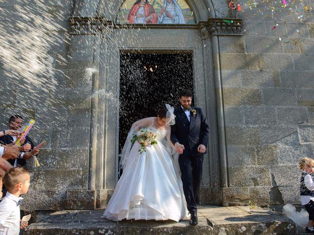Il matrimonio di Fabio e Letizia a Arezzo, Arezzo 130