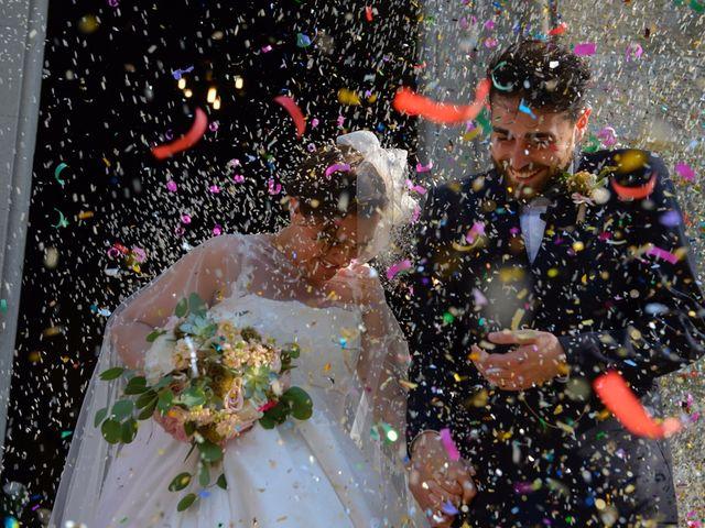 Il matrimonio di Fabio e Letizia a Arezzo, Arezzo 131