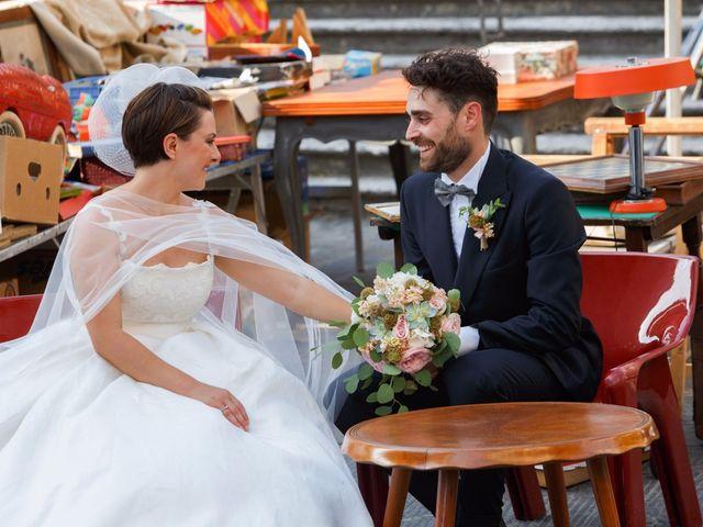 Il matrimonio di Fabio e Letizia a Arezzo, Arezzo 141