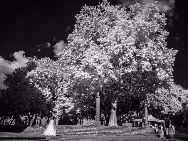 Il matrimonio di Fabio e Letizia a Arezzo, Arezzo 143