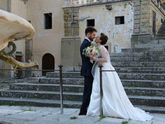 Il matrimonio di Fabio e Letizia a Arezzo, Arezzo 146