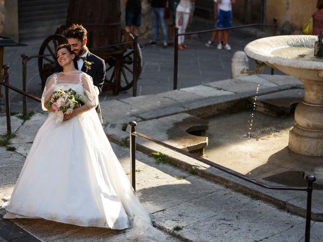 Il matrimonio di Fabio e Letizia a Arezzo, Arezzo 149