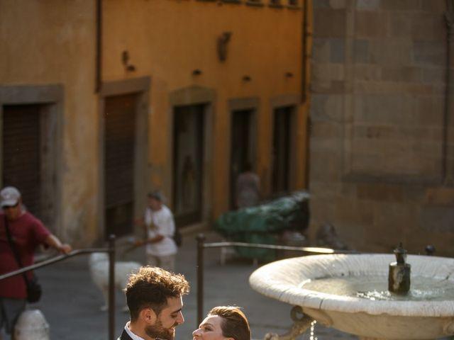 Il matrimonio di Fabio e Letizia a Arezzo, Arezzo 153