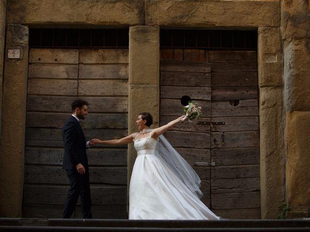 Il matrimonio di Fabio e Letizia a Arezzo, Arezzo 158
