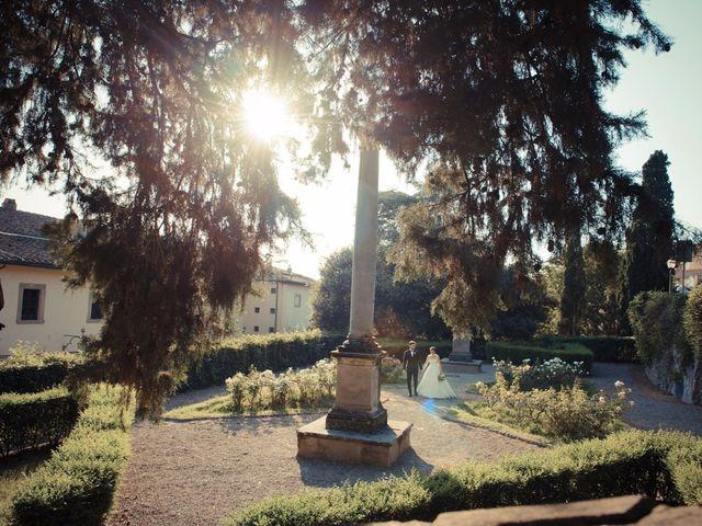 Il matrimonio di Fabio e Letizia a Arezzo, Arezzo 160