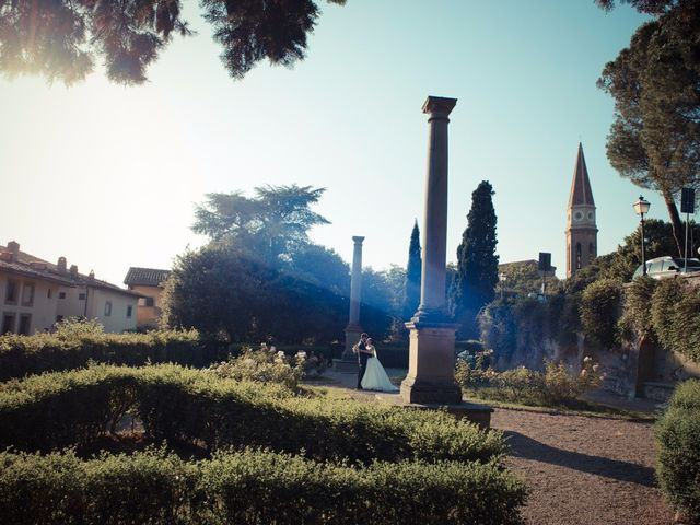 Il matrimonio di Fabio e Letizia a Arezzo, Arezzo 162