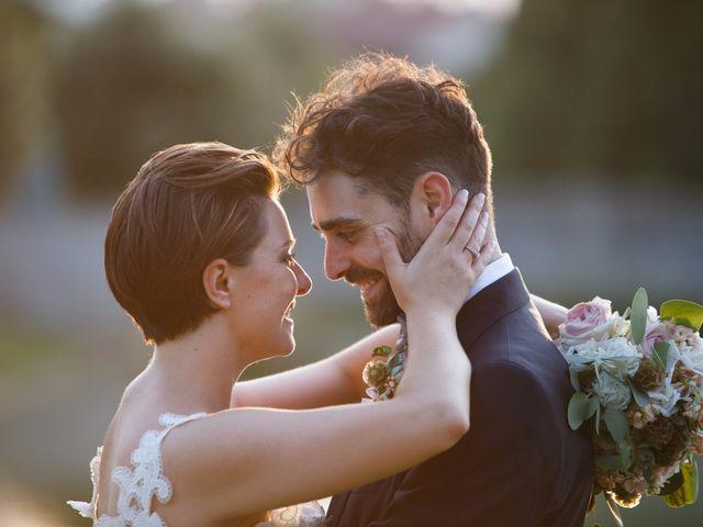 Il matrimonio di Fabio e Letizia a Arezzo, Arezzo 176