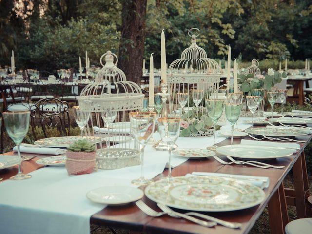 Il matrimonio di Fabio e Letizia a Arezzo, Arezzo 187