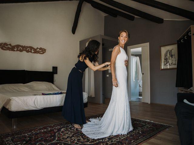 Il matrimonio di Luca e Sara a Teolo, Padova 6