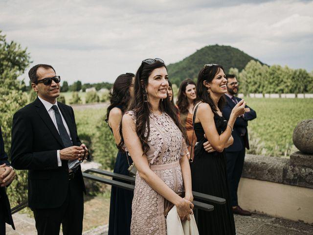 Il matrimonio di Luca e Sara a Teolo, Padova 25