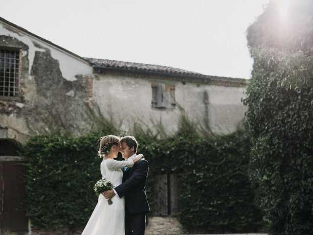 Il matrimonio di Luca e Sara a Teolo, Padova 43