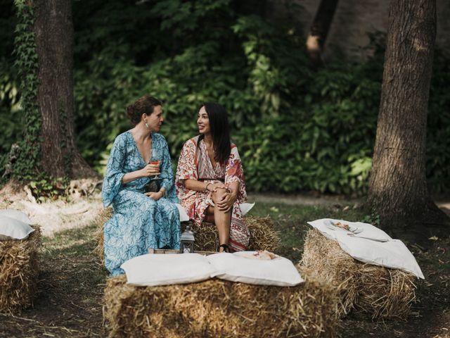 Il matrimonio di Luca e Sara a Teolo, Padova 46