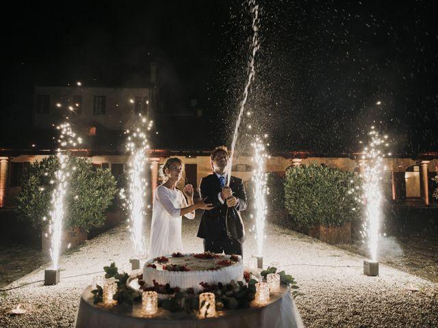 Il matrimonio di Luca e Sara a Teolo, Padova 80