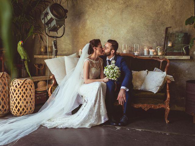 Le nozze di Sofia e Alberto