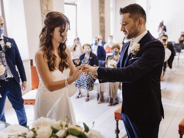 Il matrimonio di Davide e Knida a Verona, Verona 1