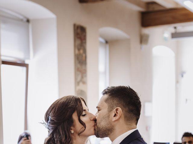 Il matrimonio di Davide e Knida a Verona, Verona 4