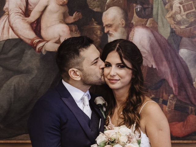 Il matrimonio di Davide e Knida a Verona, Verona 5