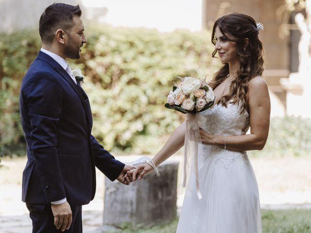 Il matrimonio di Davide e Knida a Verona, Verona 2