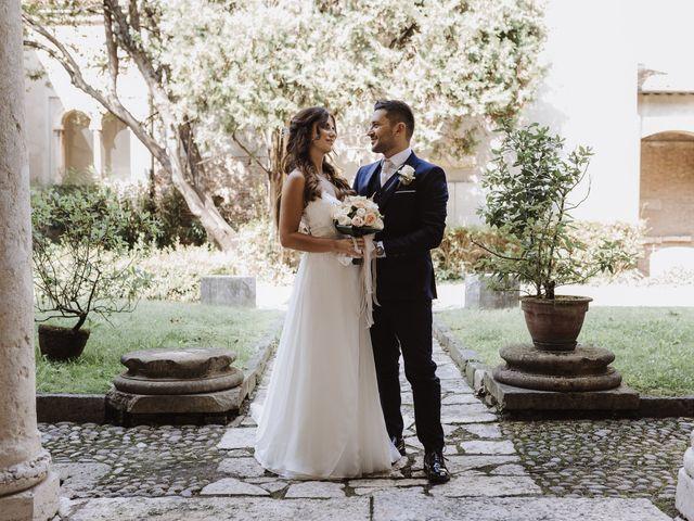 Il matrimonio di Davide e Knida a Verona, Verona 8