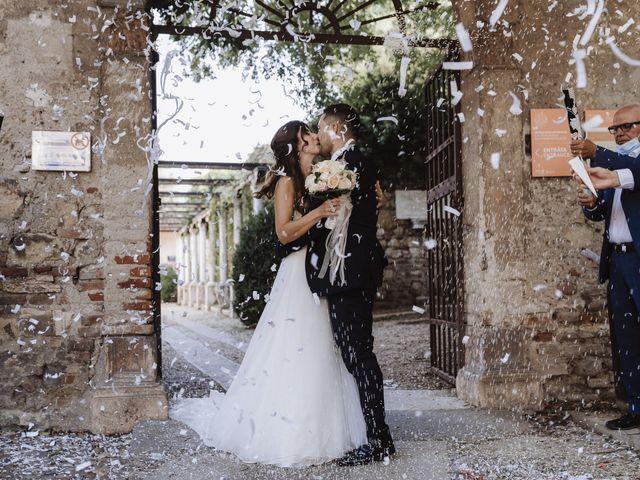 Il matrimonio di Davide e Knida a Verona, Verona 10