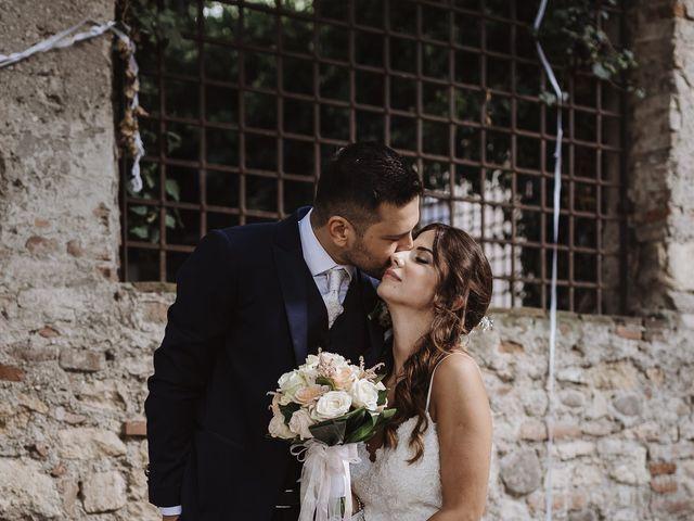 Il matrimonio di Davide e Knida a Verona, Verona 12