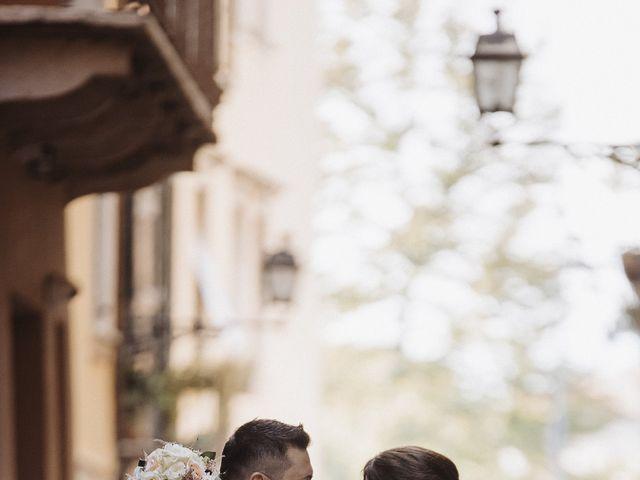 Il matrimonio di Davide e Knida a Verona, Verona 15