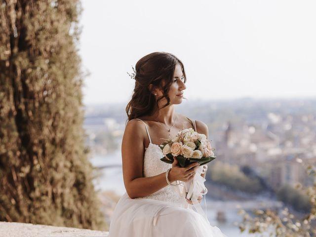 Il matrimonio di Davide e Knida a Verona, Verona 18
