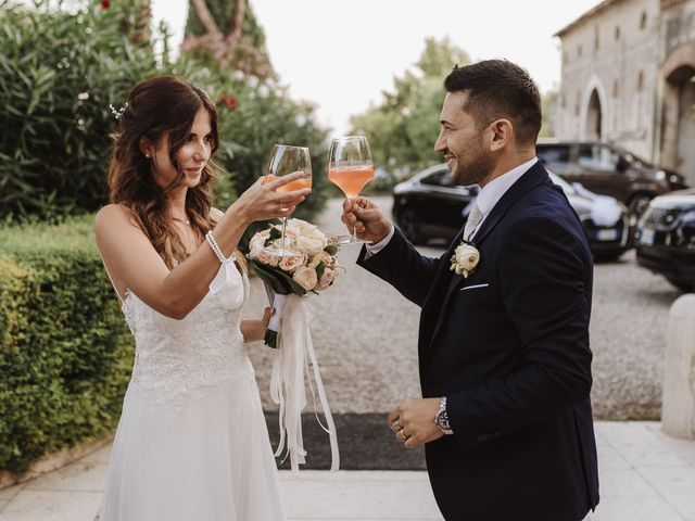 Il matrimonio di Davide e Knida a Verona, Verona 27