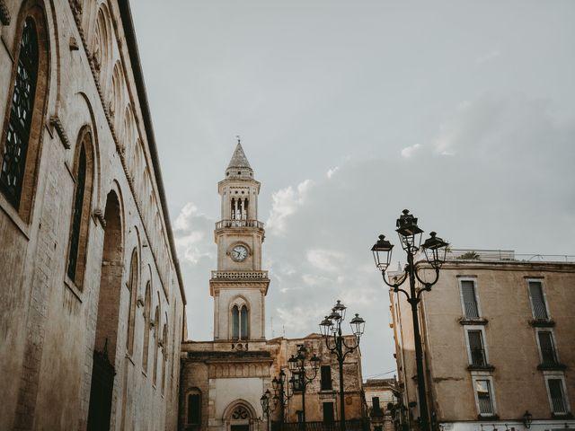 Il matrimonio di Domenico e Paola a Altamura, Bari 4