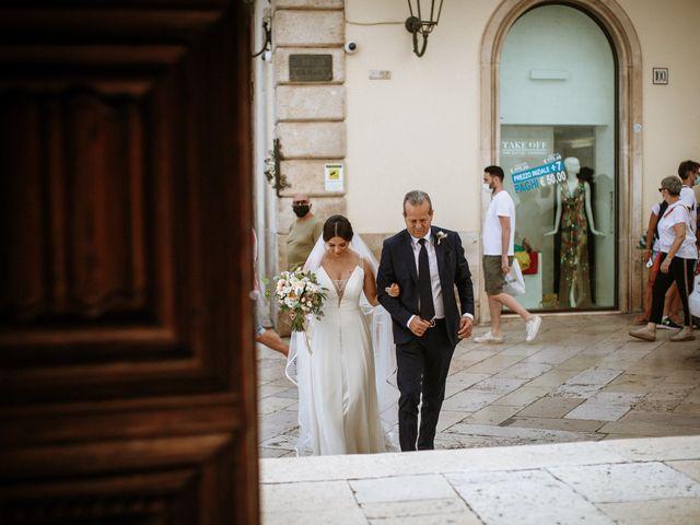 Il matrimonio di Domenico e Paola a Altamura, Bari 23