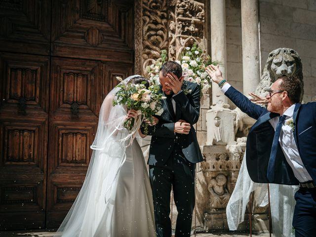 Il matrimonio di Domenico e Paola a Altamura, Bari 45
