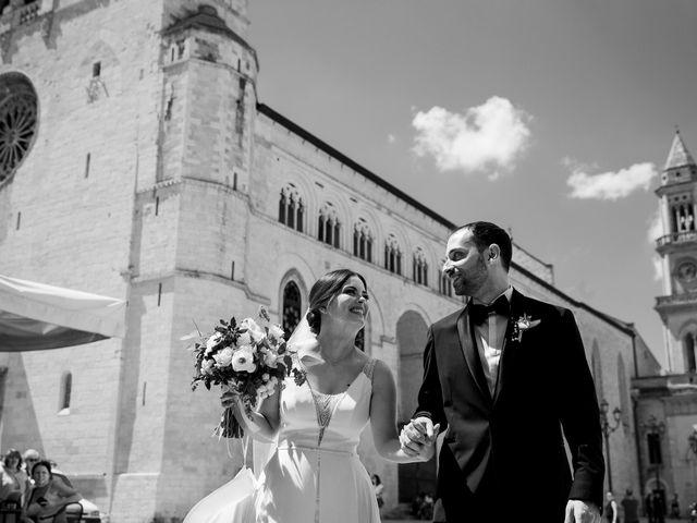 Il matrimonio di Domenico e Paola a Altamura, Bari 48