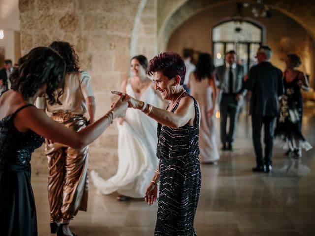 Il matrimonio di Domenico e Paola a Altamura, Bari 62