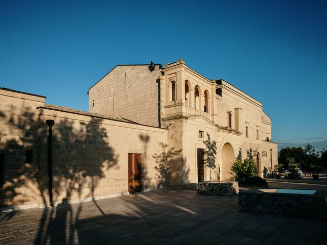 Il matrimonio di Domenico e Paola a Altamura, Bari 72