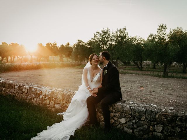 Il matrimonio di Domenico e Paola a Altamura, Bari 80