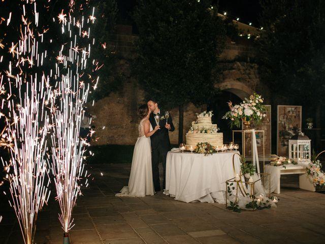 Il matrimonio di Domenico e Paola a Altamura, Bari 86