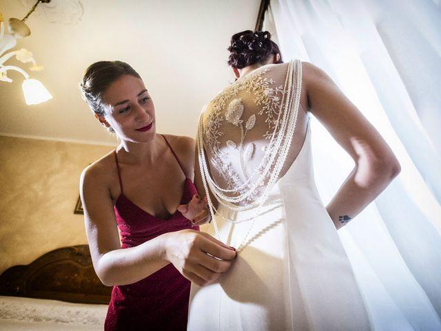 Il matrimonio di Matteo e Ilenia a Carpenedolo, Brescia 25