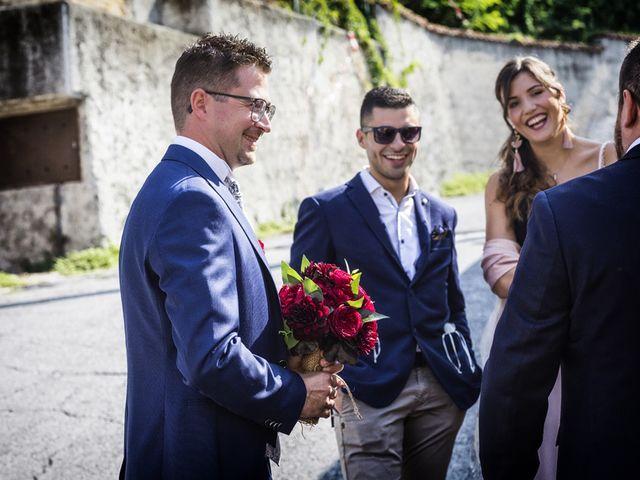 Il matrimonio di Matteo e Ilenia a Carpenedolo, Brescia 37