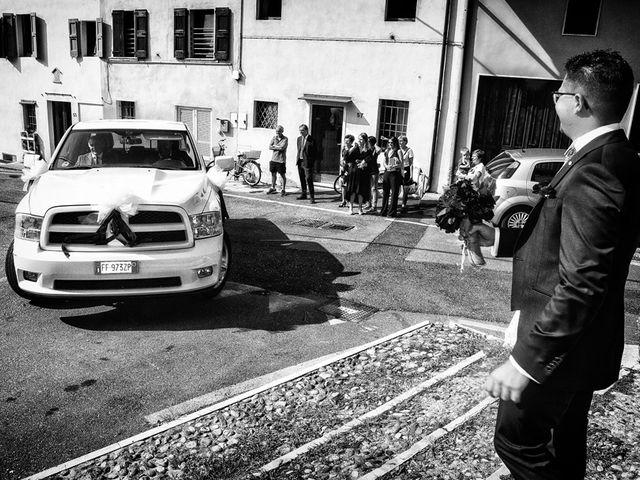 Il matrimonio di Matteo e Ilenia a Carpenedolo, Brescia 39