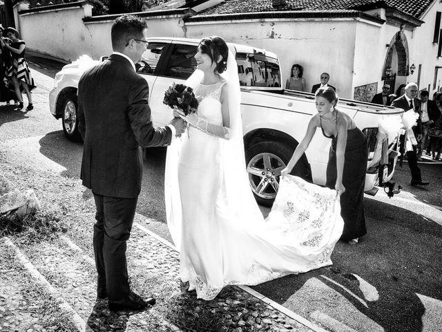 Il matrimonio di Matteo e Ilenia a Carpenedolo, Brescia 41