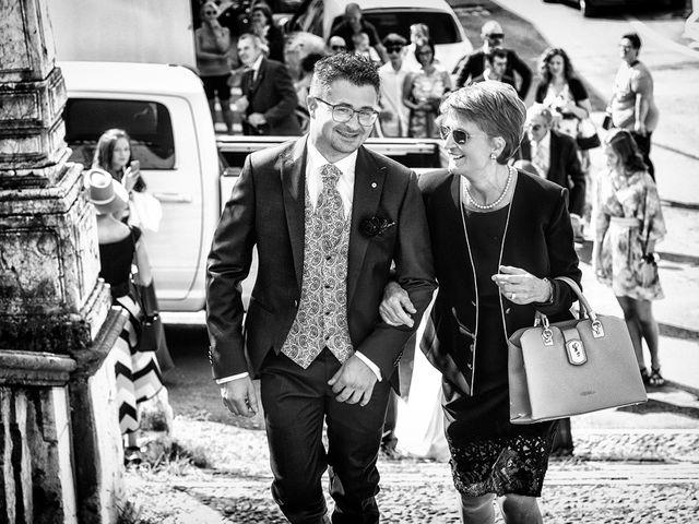 Il matrimonio di Matteo e Ilenia a Carpenedolo, Brescia 42