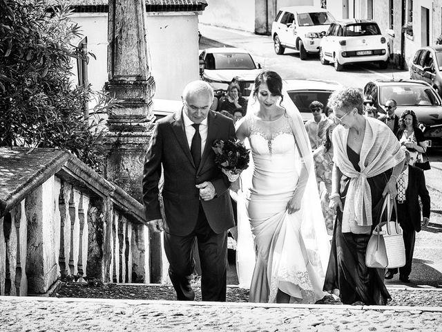 Il matrimonio di Matteo e Ilenia a Carpenedolo, Brescia 43