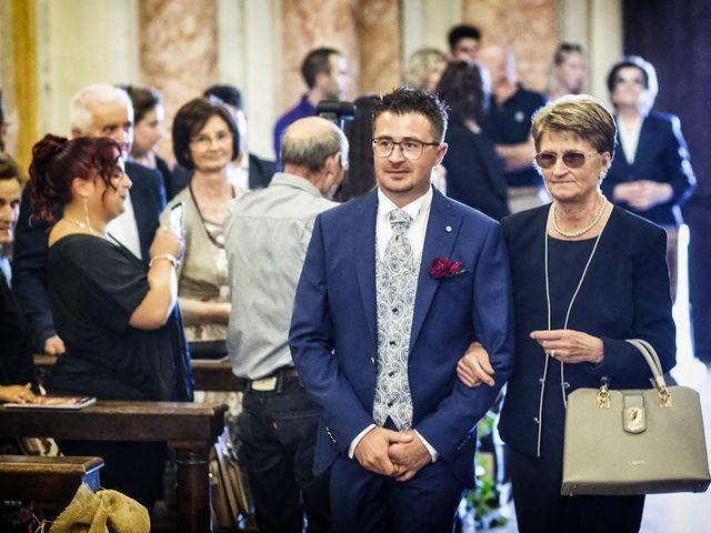 Il matrimonio di Matteo e Ilenia a Carpenedolo, Brescia 45