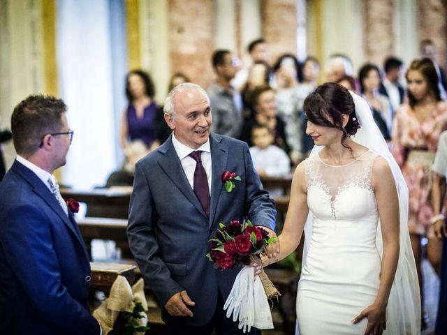 Il matrimonio di Matteo e Ilenia a Carpenedolo, Brescia 46